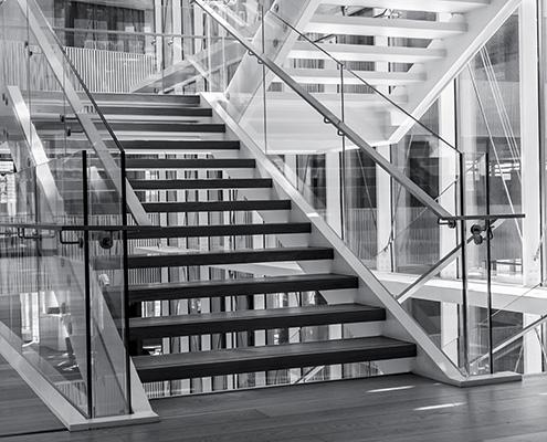Architectural glazing services