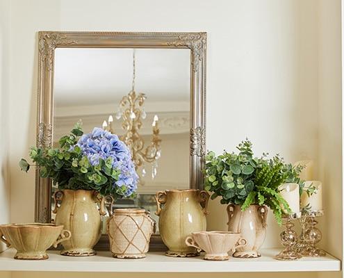 Bespoke beautiful mirrors