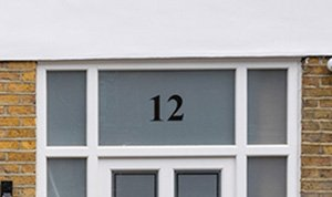 Sandblaster door numbers