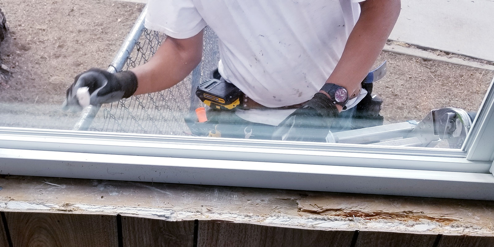 Glazing services in North London