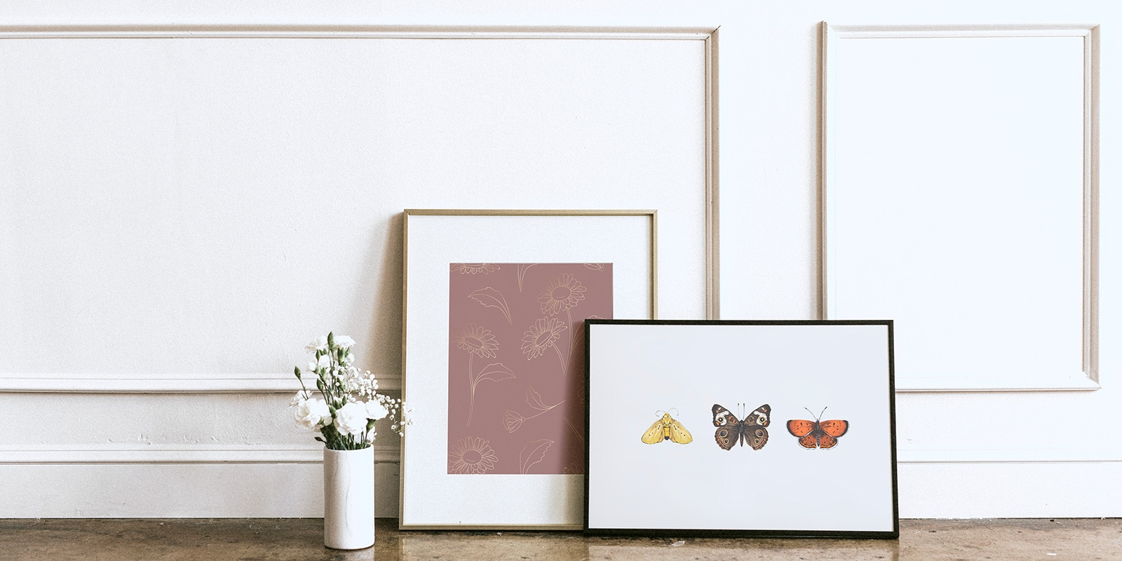 Picture framing in North London