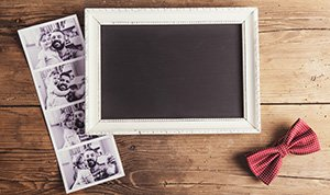A picure frame for treasured memories